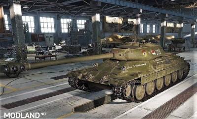 Sgt_Krollnikow51's Skin for the russian Premium Heavy Tank , 5 photo